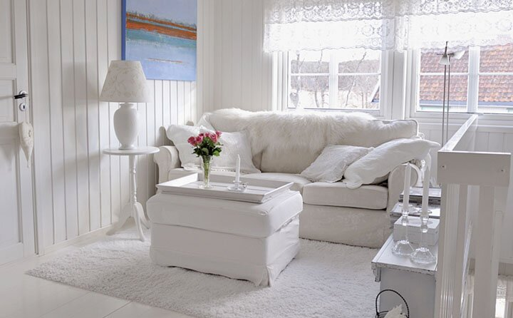 white home ideas and photos