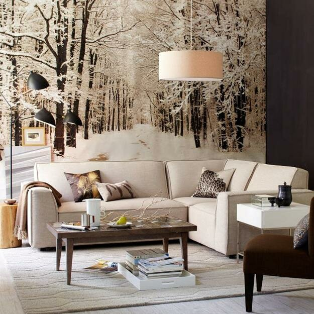 Top 18 Winter Decoration Examples For Homes