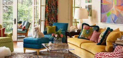 Bring color to your home 1