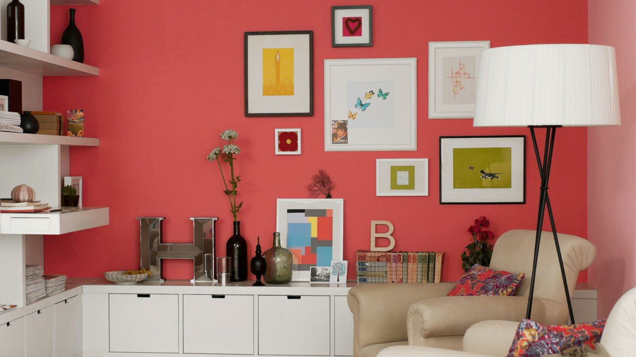 Bring color to your home 15