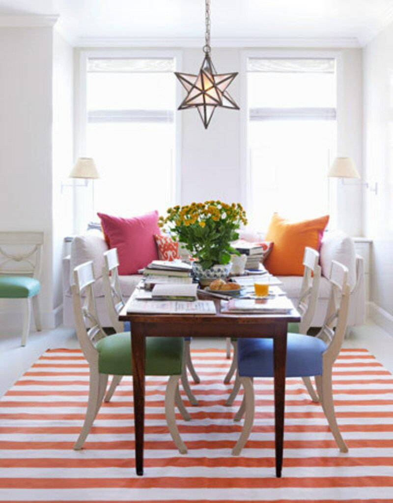Bring color to your home 7