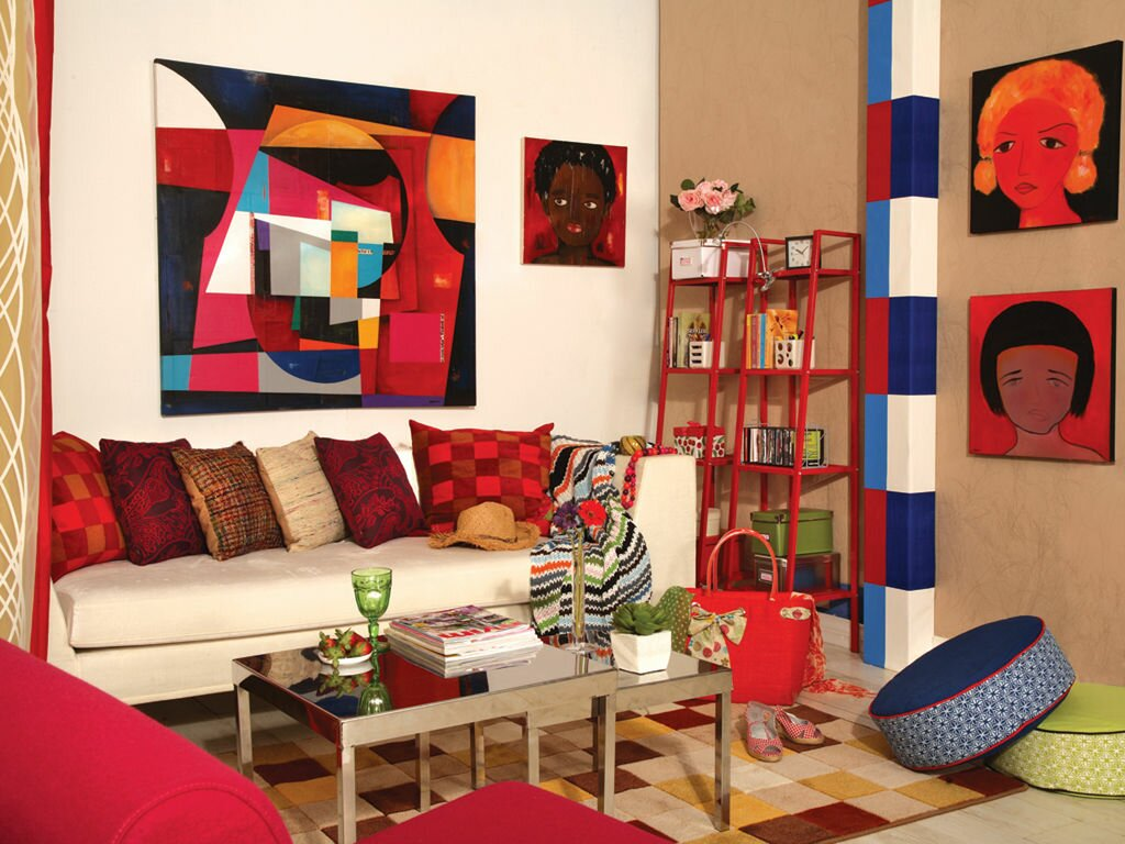 Bring color to your home 8