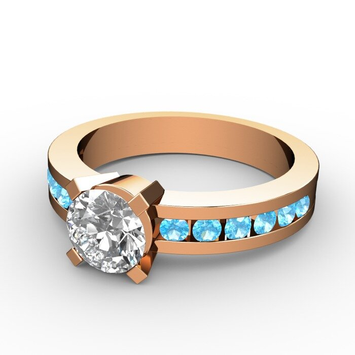 Aquamarine Engagement Rings Meaning Aquamarine Engagement Rings 1