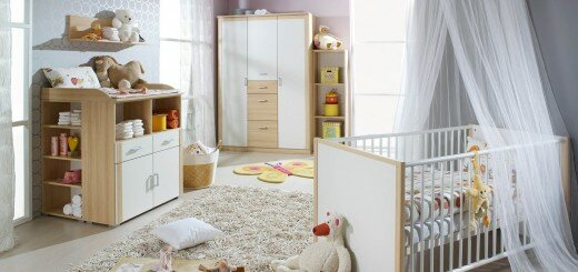 baby nursery decor 1