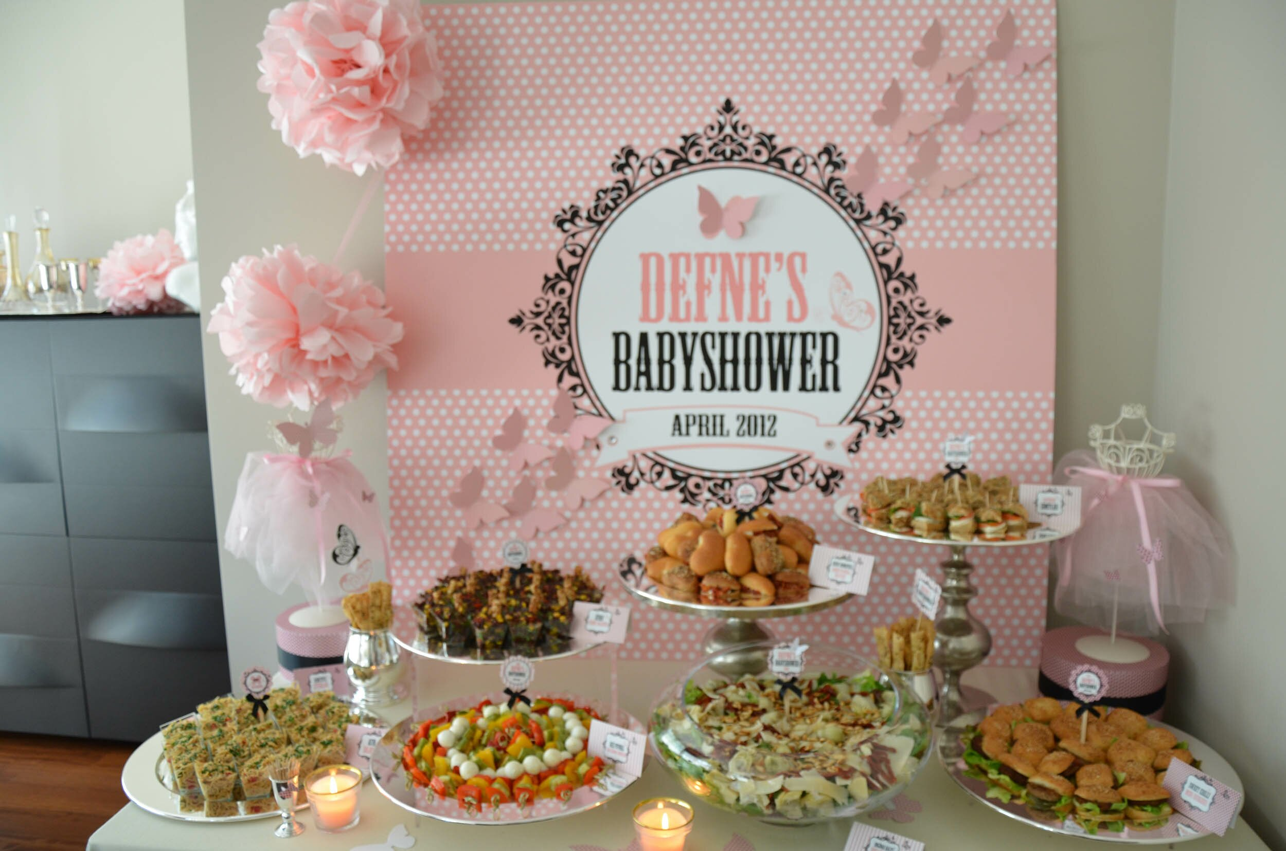 Top 16 Baby Shower Decorations
