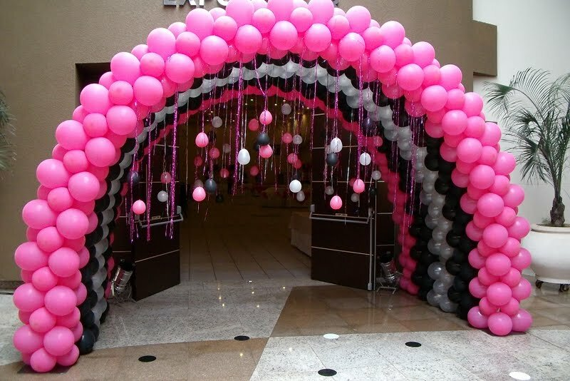 19 Best Examples Of Balloon Decorations MostBeautifulThings