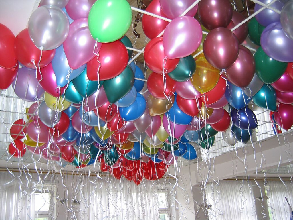 19 best examples of balloon decorations mostbeautifulthings for Decoration decoration