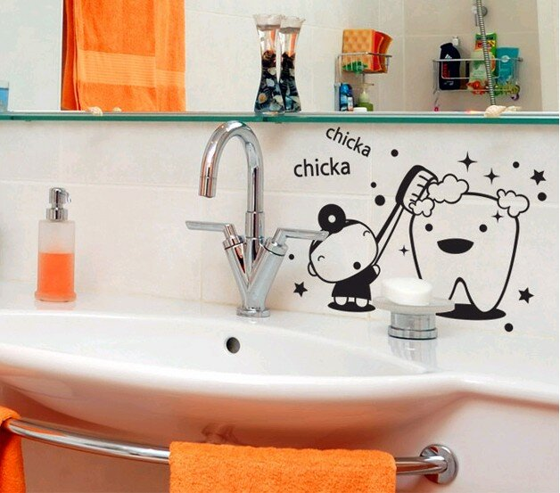 bathroom wall decor 13