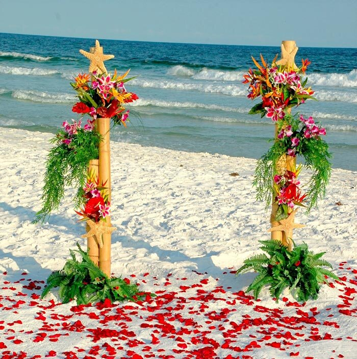 Florida Beach House Weddings: 17 Beach Decor Ideas For Homes With Photos