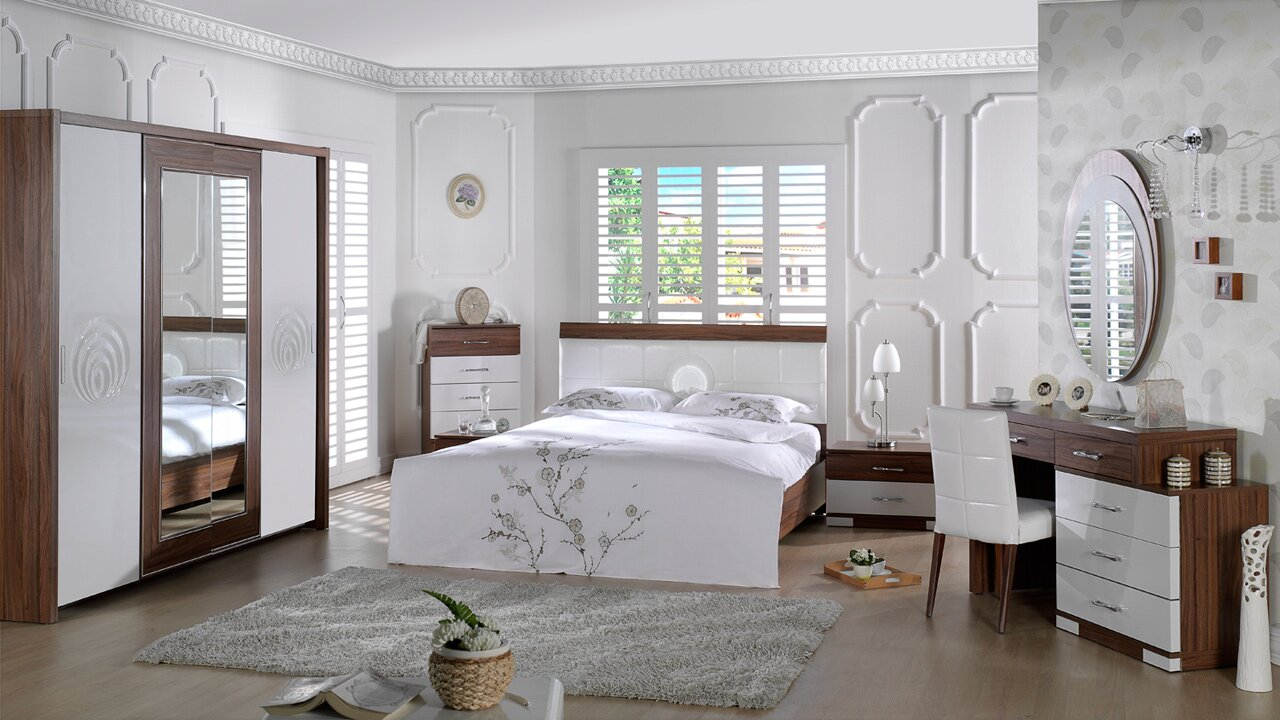 Ikea Aspelund King Size Bed ~ 21 Beautiful Bedroom Designs In Different Types  MostBeautifulThings