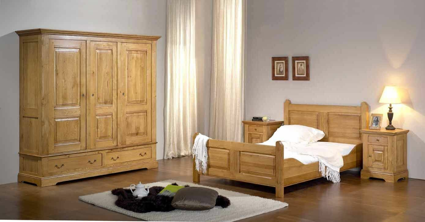 18 beautiful bedroom furniture design examples for Modele de chambre a coucher adulte