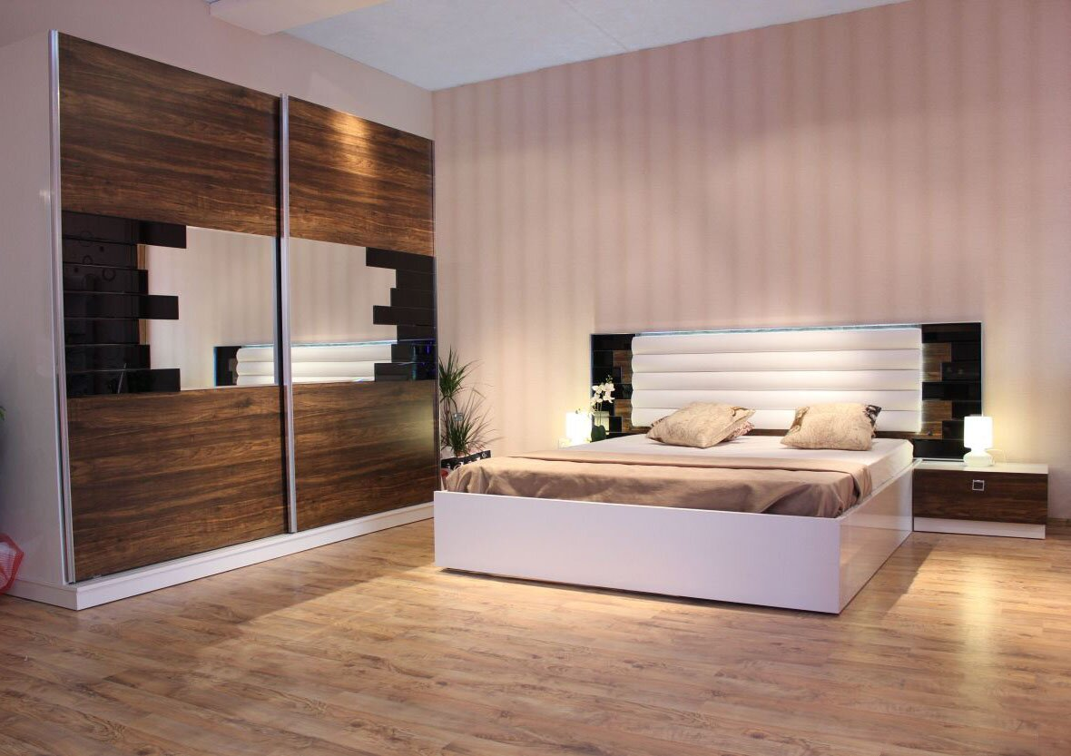 18 beautiful bedroom furniture design examples