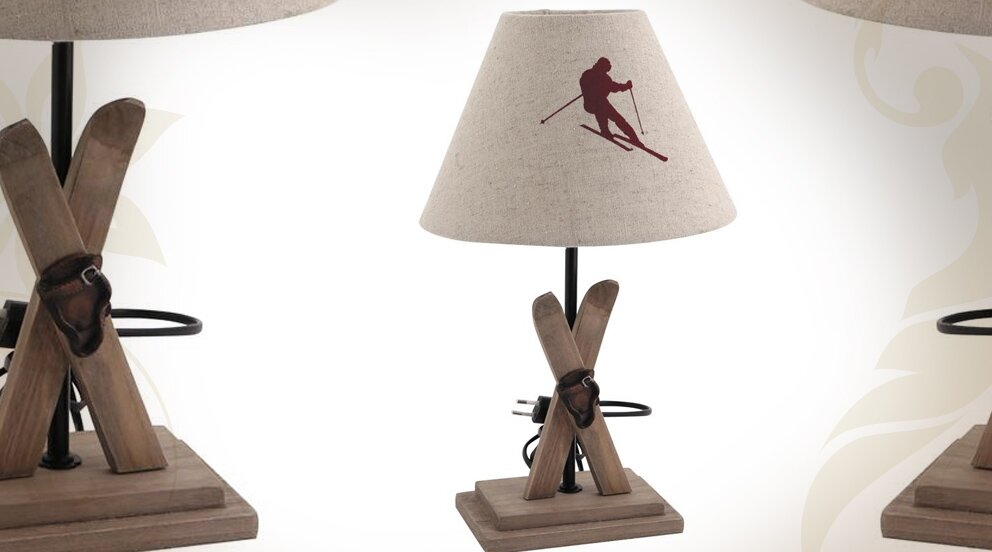 15 examples of beautiful bedside table lamps for Lampe de chevet style africain