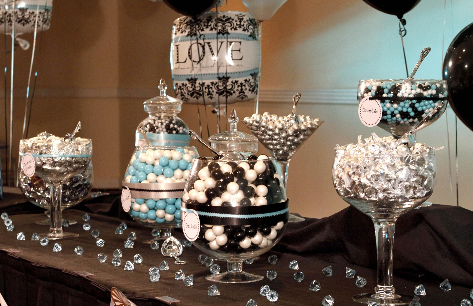 19 Really Beautiful Bridal Shower Decorations Mostbeautifulthings