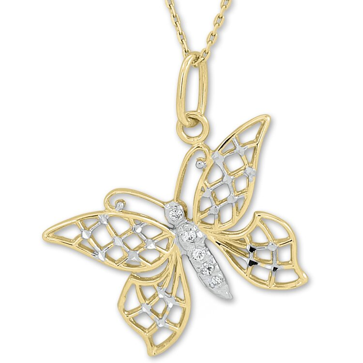 butterfly necklace 10