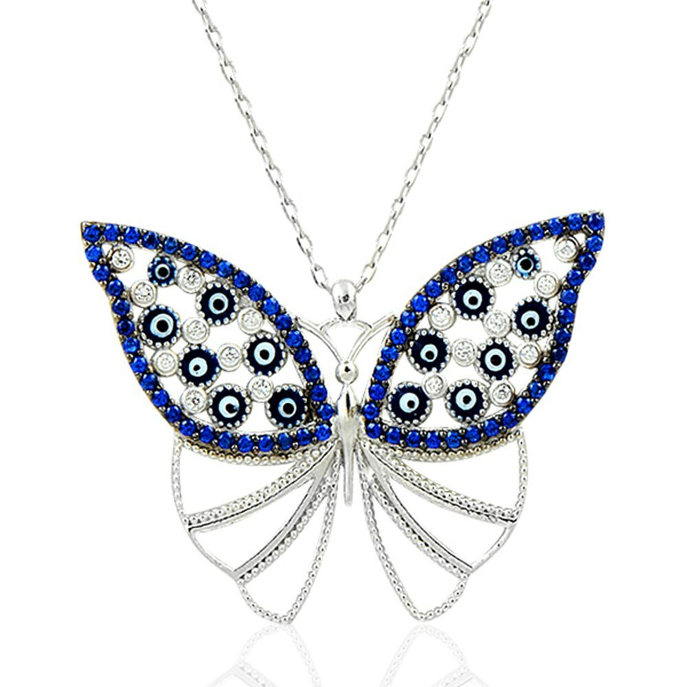 butterfly necklace 11