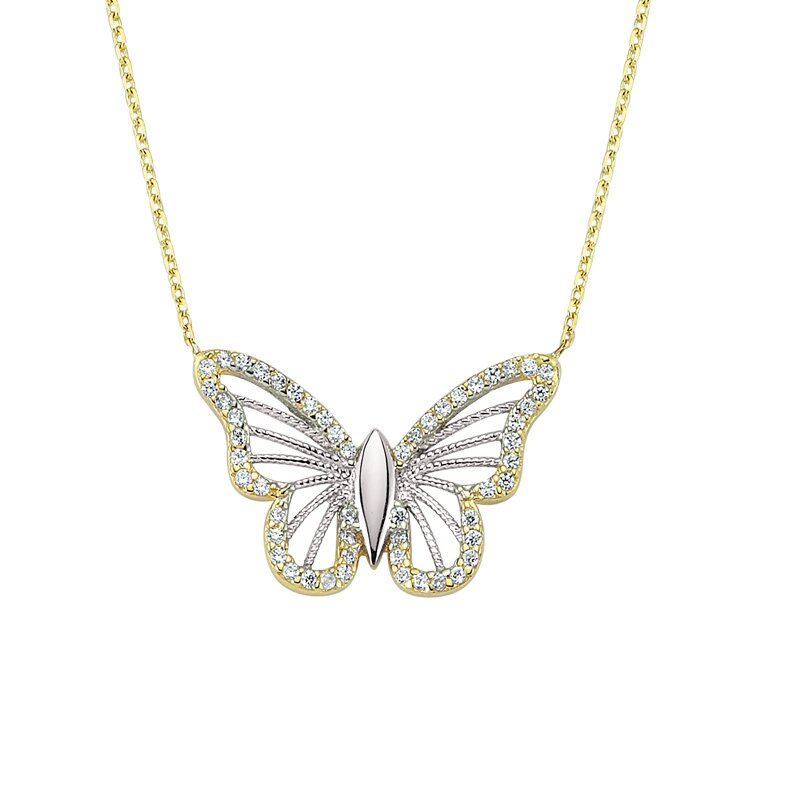 butterfly necklace 12