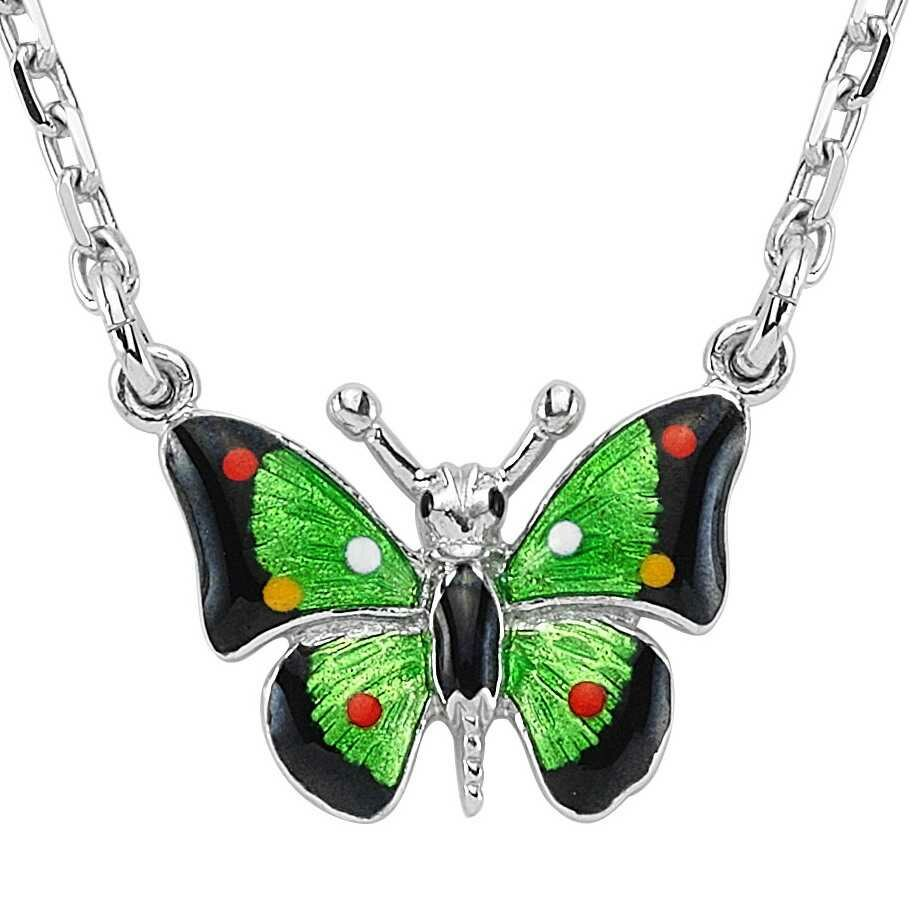 butterfly necklace 14