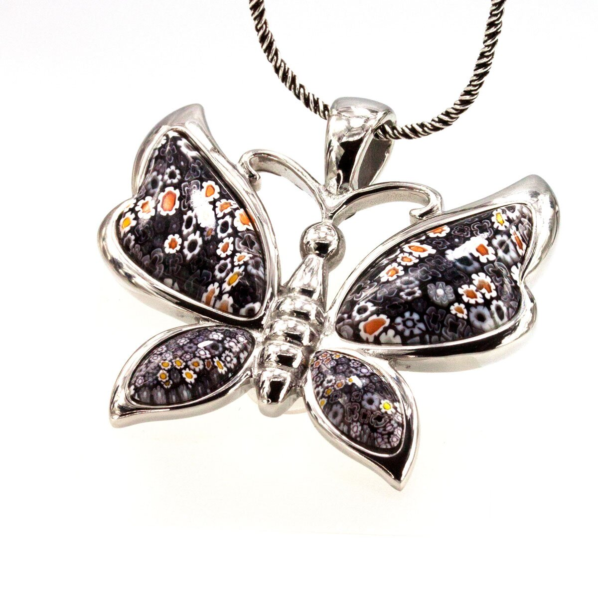 butterfly necklace 6