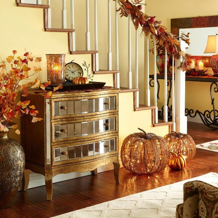 Fall Bathroom Decorating Ideas The 16 Most Beautiful Fall Decorations  MostBeautifulThings .