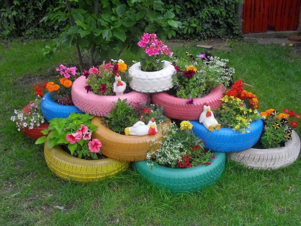 The 16 Most Beautiful Garden Decorations MostBeautifulThings