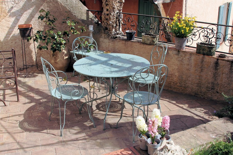 The 16 most beautiful garden decorations mostbeautifulthings for Decoration jardin terrasse