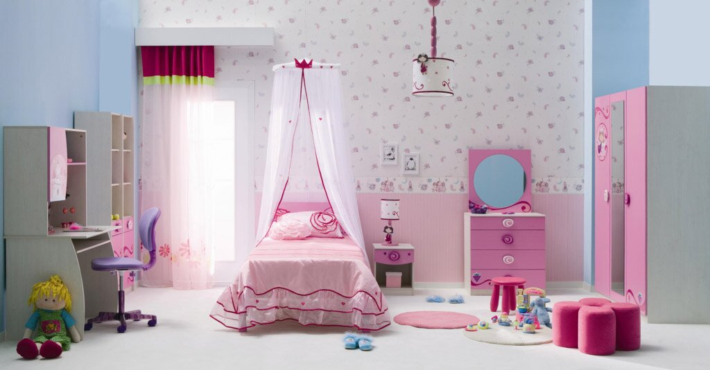 Girls Room Decor In Photo of Unique