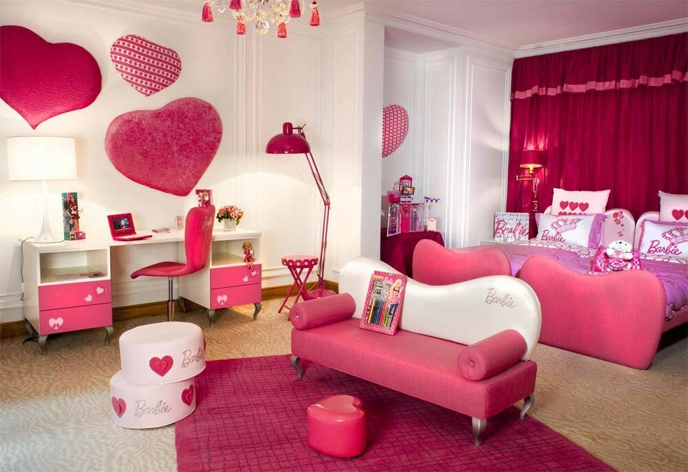 19 Great Girls Room Decor Ideas With Photos   MostBeautifulThings