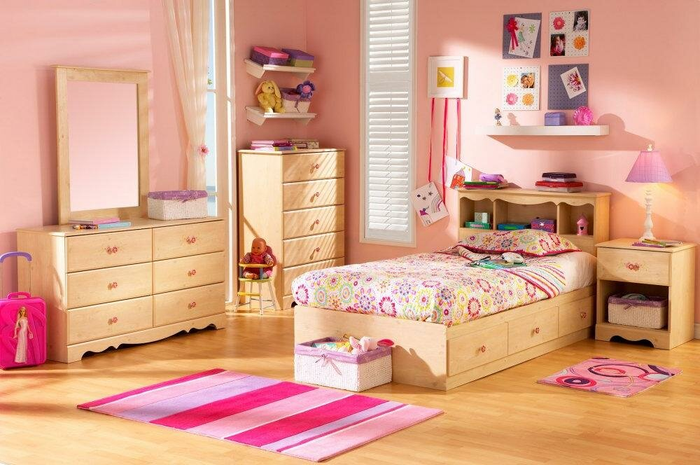 girls room decor 18 - Decoration For Girls Bedroom
