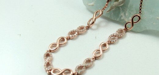 infinity necklace 1