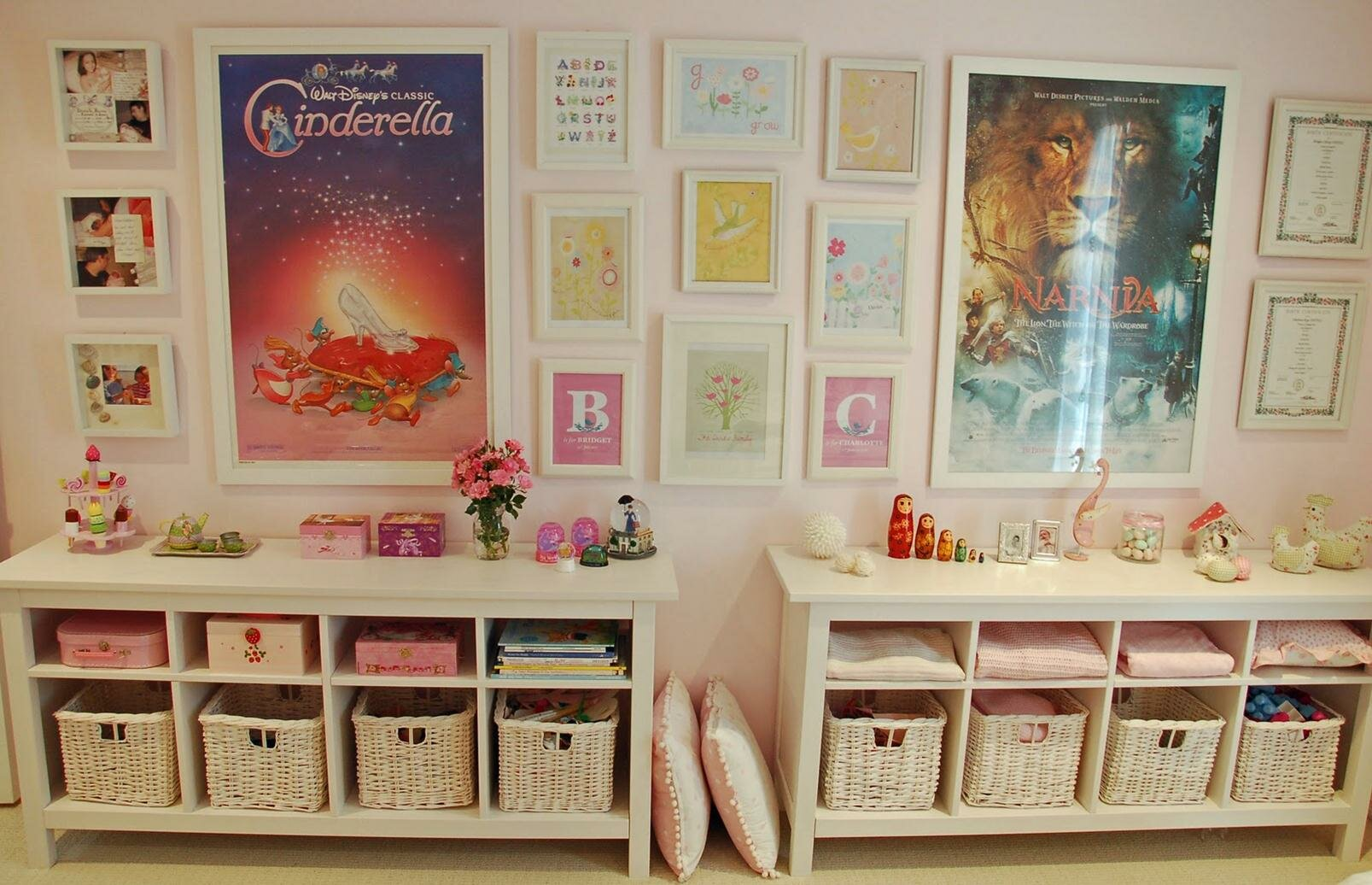 15 nice kids room decor ideas with example pics for Room decoration pics