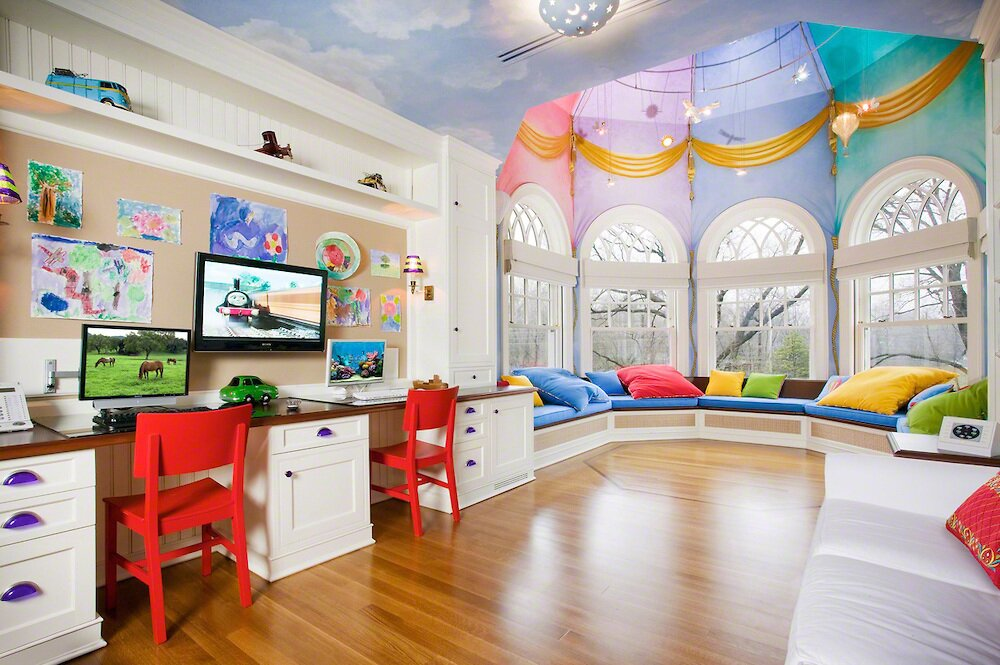 15 nice kids room decor ideas with example pics