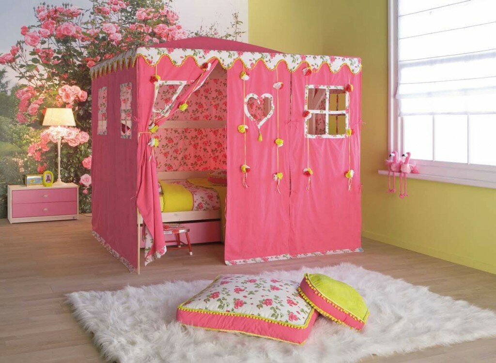 Bedroom Decor Kids 15 nice kids room decor ideas with example pics | mostbeautifulthings
