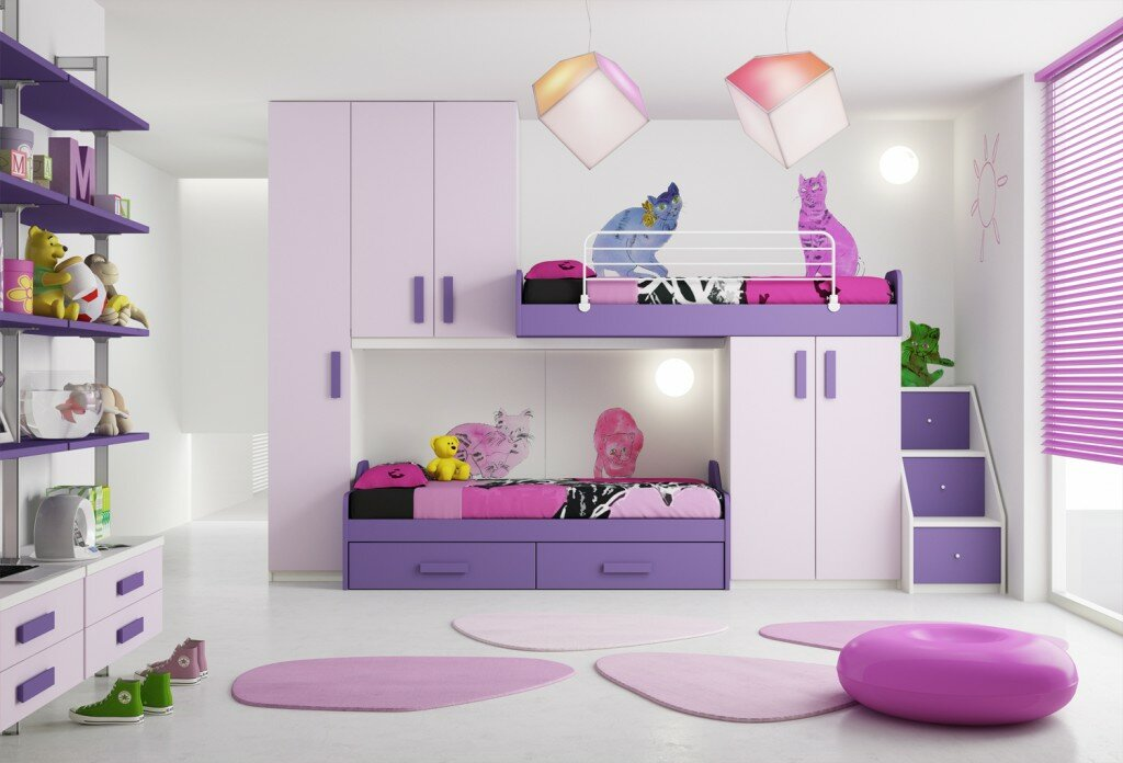 15 nice kids room decor ideas with example pics for Fun room decor