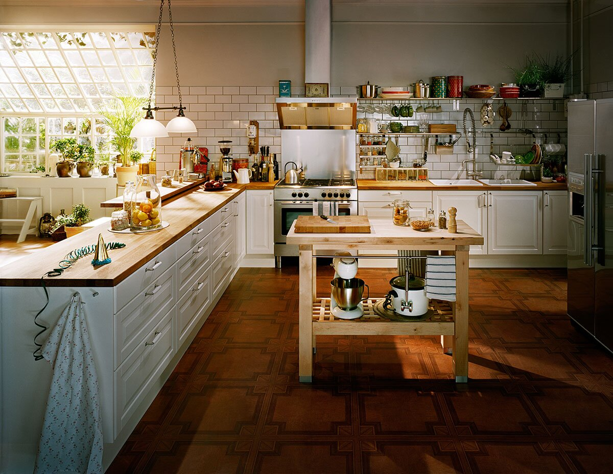 the 15 most beautiful kitchen decorations | mostbeautifulthings