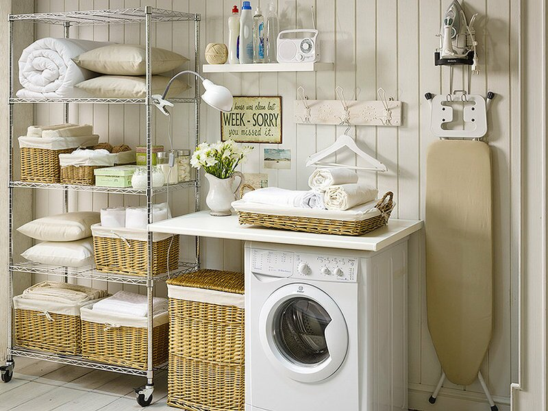 Top 16 Laundry Room Decor Ideas With Photos ...
