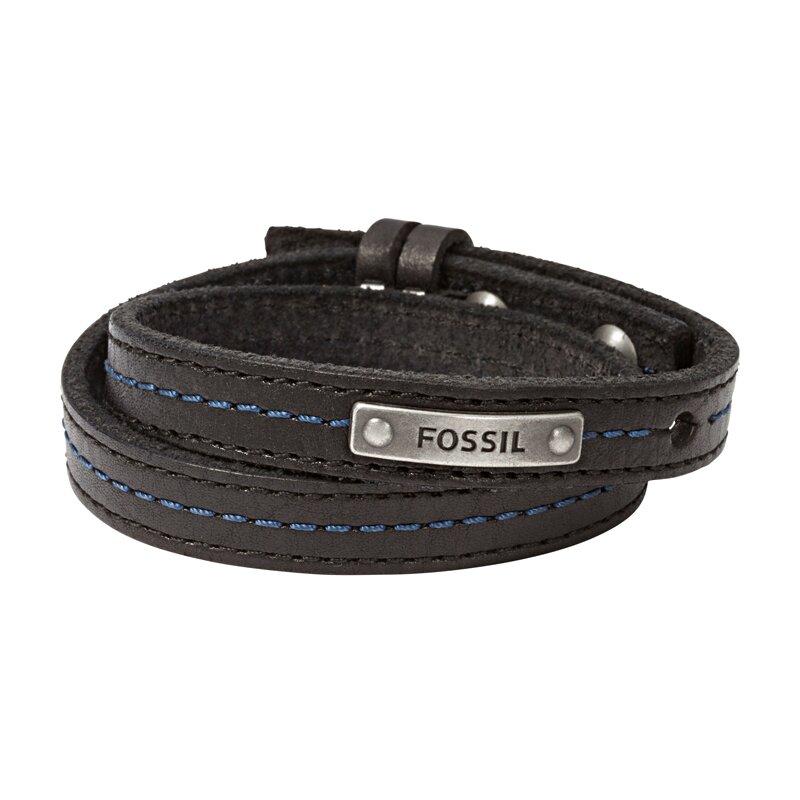 Bracelet Homme Cuir Fossil Pas Cher Bracelets Bangles Design Ideas