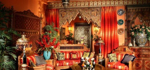 moroccan decor 1