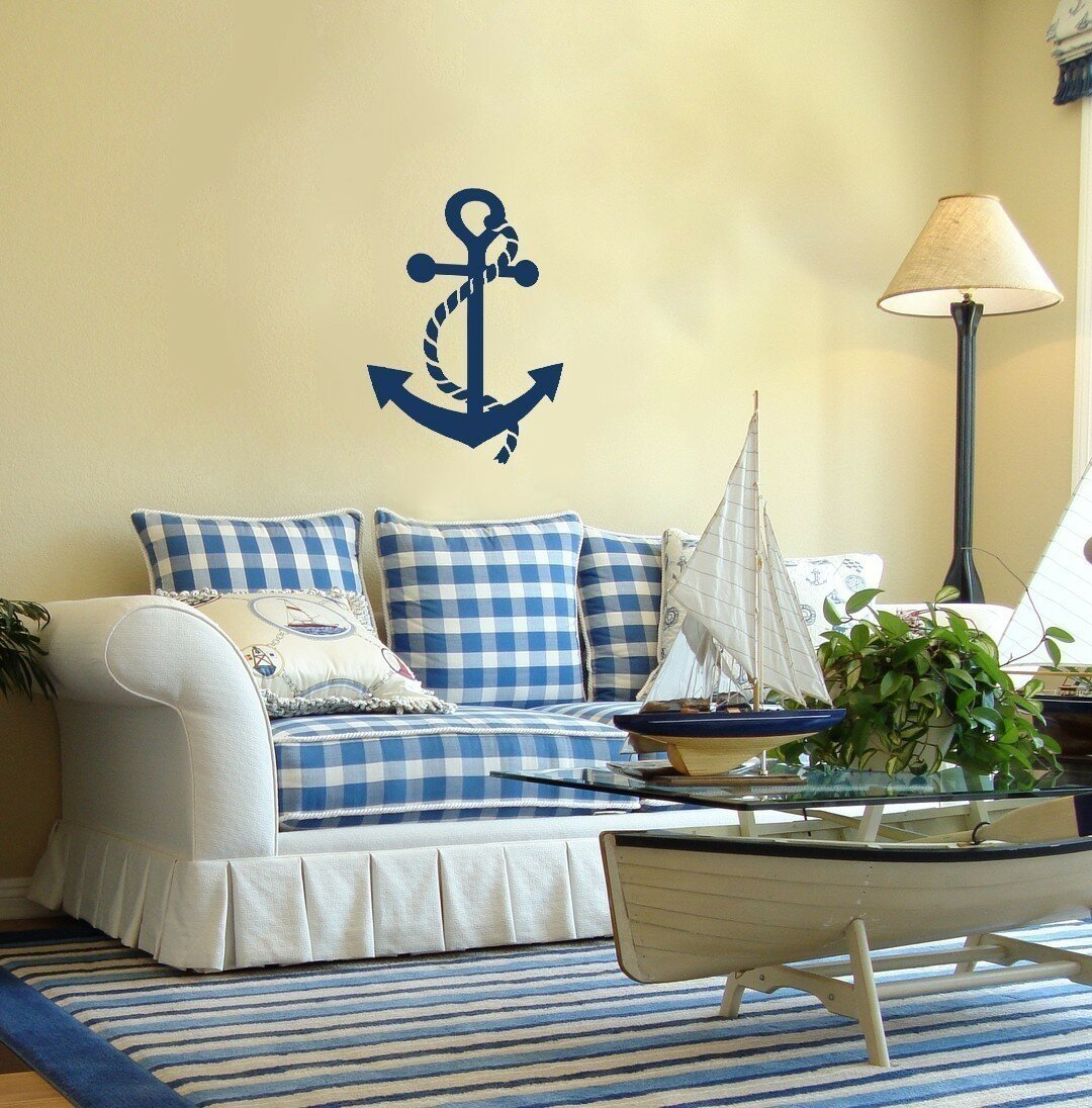 The 16 most beautiful nautical decor examples mostbeautifulthings - Decorative items for home ...
