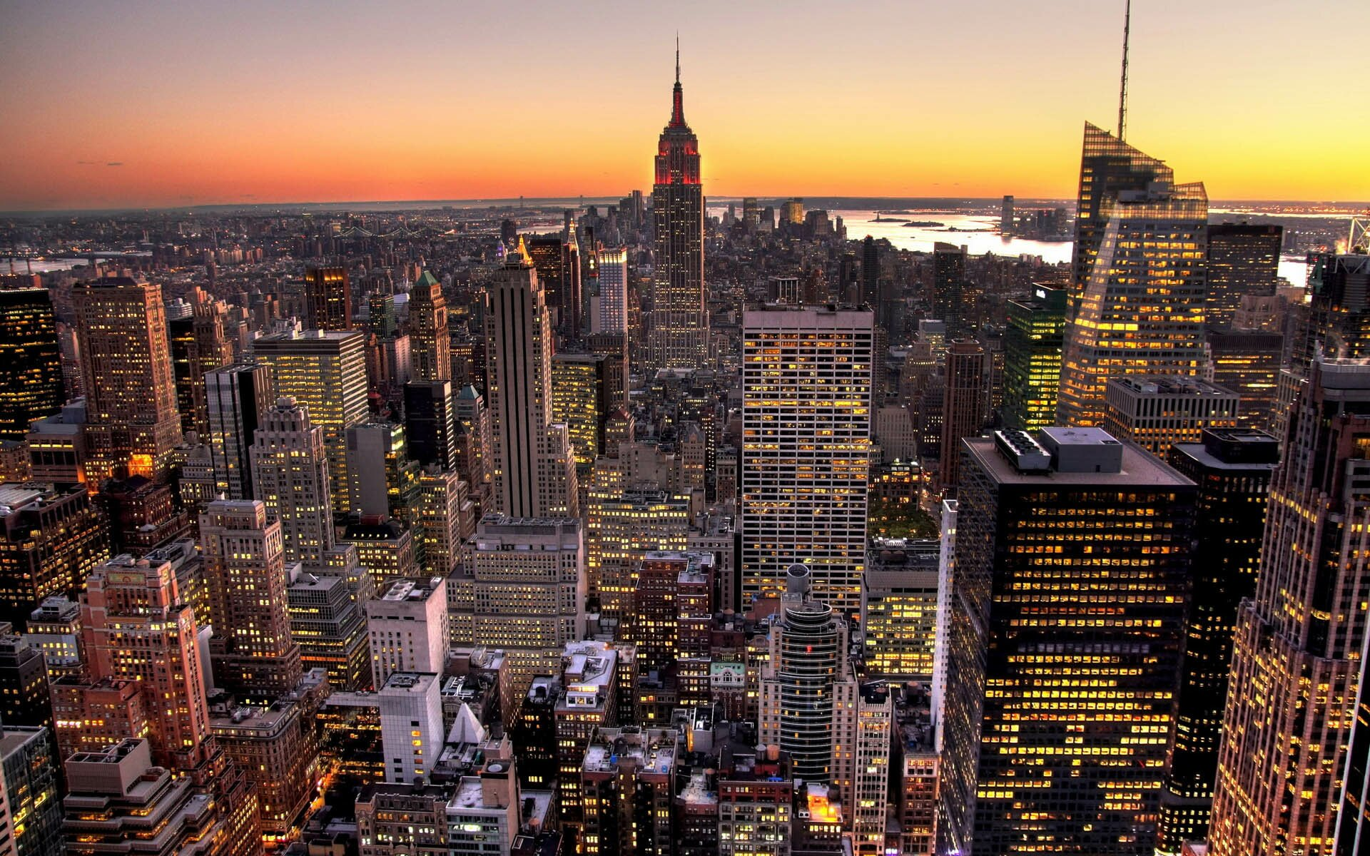 The best views of new york city in 17 photos for Top places to visit nyc