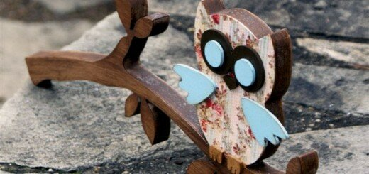 owl decor 1