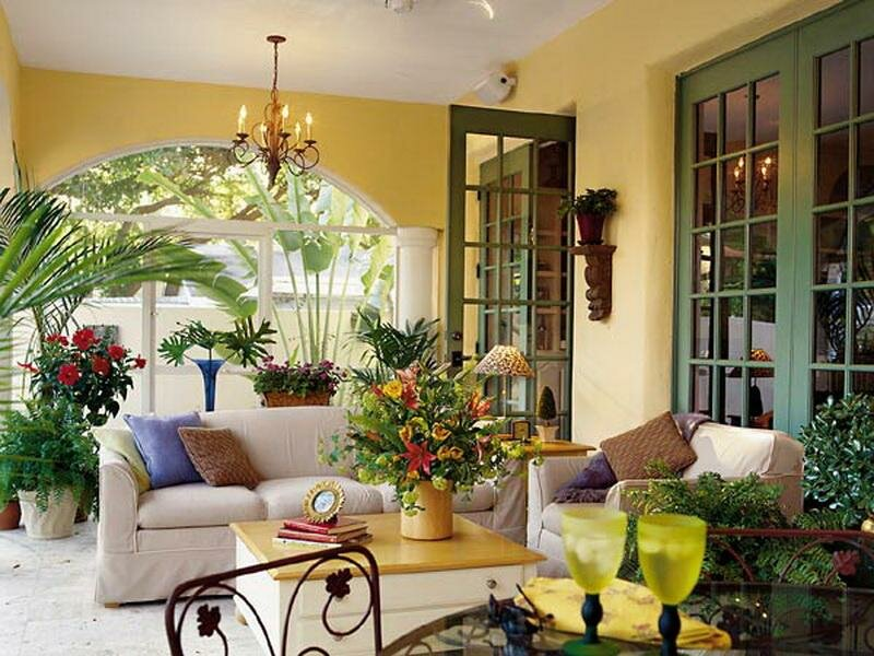 Top 16 patio decors and designs mostbeautifulthings Screened in porch decor