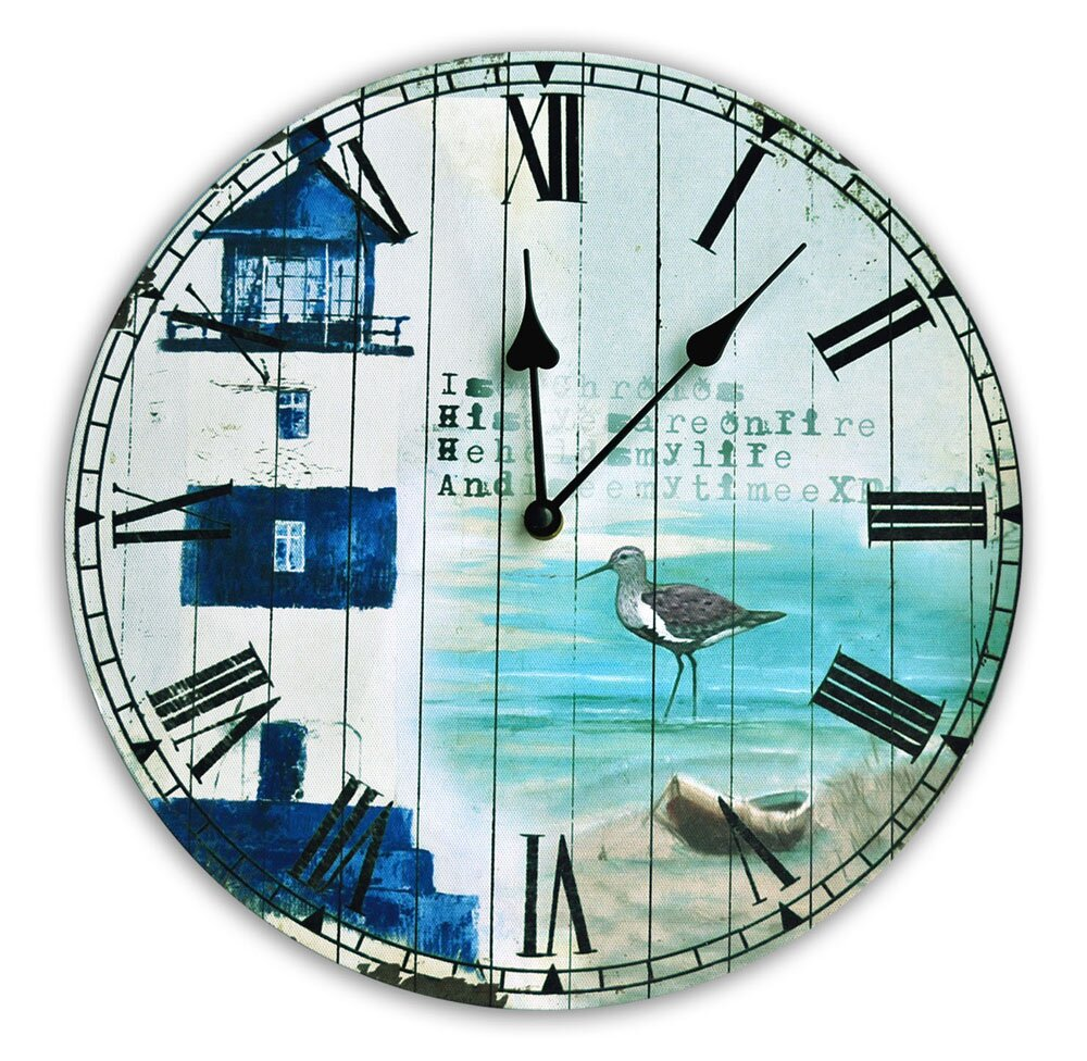 24 beautiful kitchen wall clocks mostbeautifulthings - Wall Clocks For Living Room 12