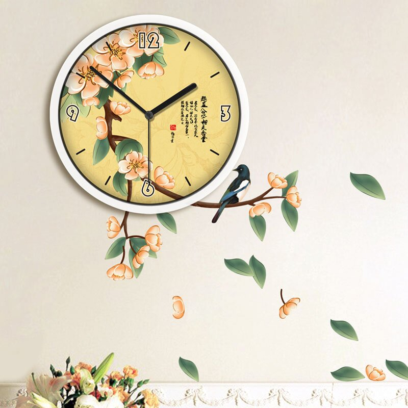 Wall Clocks For Living Room 14