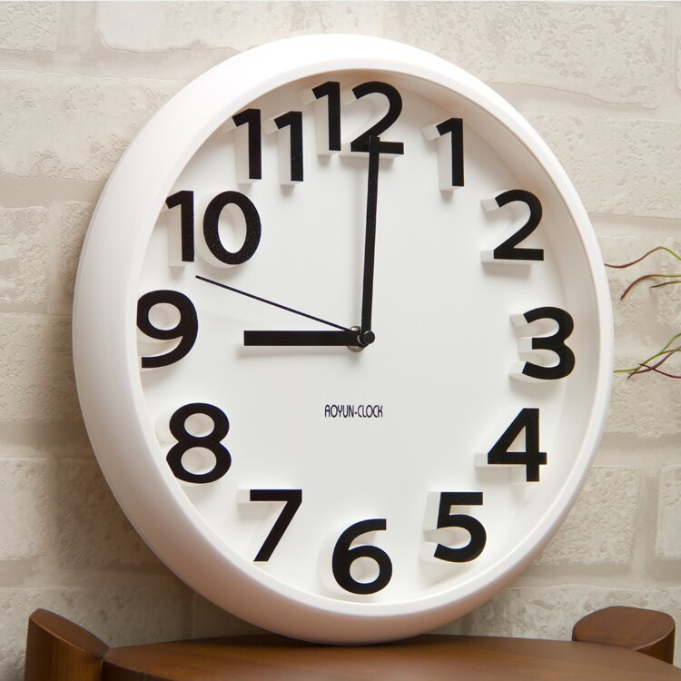 Wall Clocks For Living Room 2