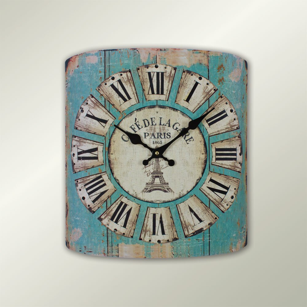 24 beautiful kitchen wall clocks mostbeautifulthings - Wall Clocks For Living Room 7