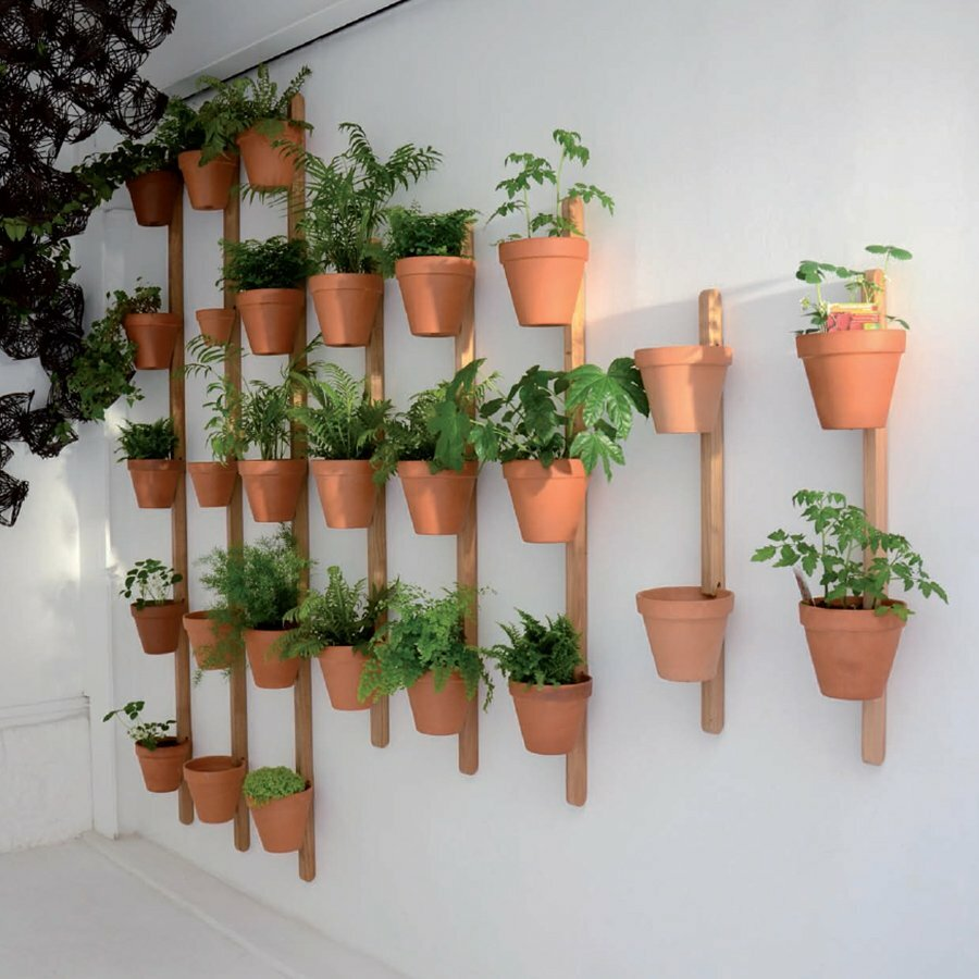 Inspiring wall decor ideas with 17 examples - Decor pour jardin ...