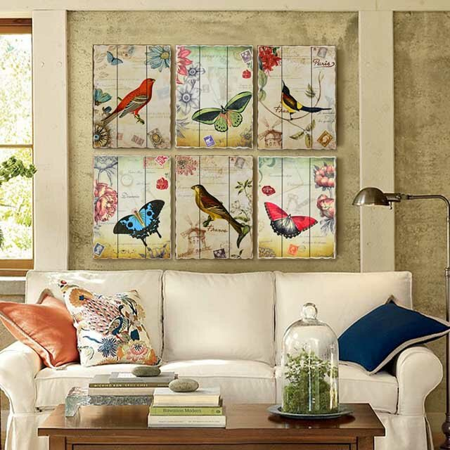 16 Examples Of Wall Decorations For Living Room