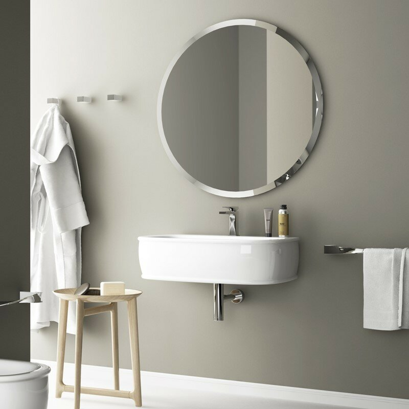15 Beautiful Wall Mirror Designs : MostBeautifulThings