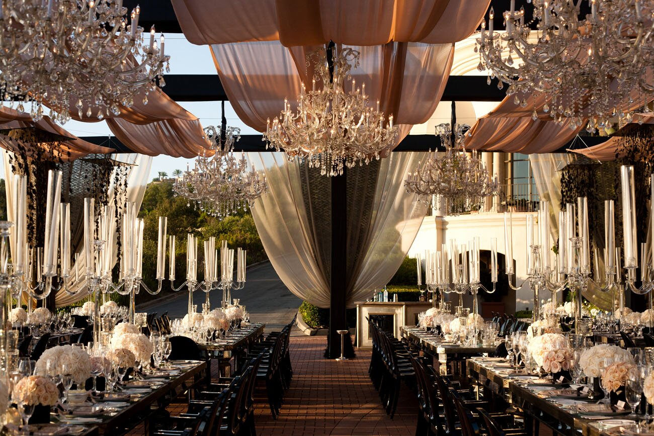 Top 19 wedding reception decorations with photos for The best wedding decorations
